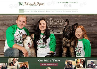 Maxwell's House Pet Resort