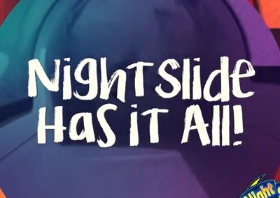 Golfland SunSplash – NightSlide
