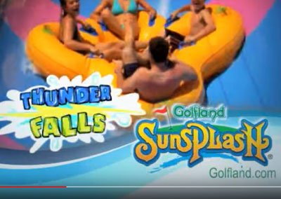 Golfland Sunsplash – Thunder Falls